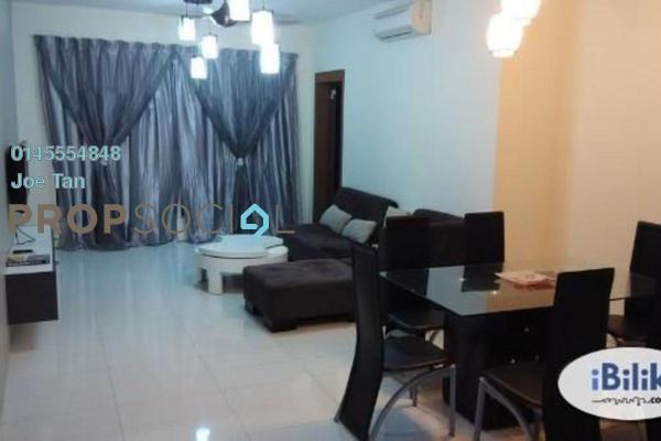 For Rent Condominium at Titiwangsa Sentral, Titiwangsa Freehold Fully Furnished 3R/2B 2.4k