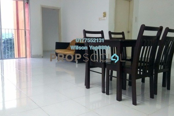 For Rent Condominium at Cyberia Crescent 1, Cyberjaya Freehold Semi Furnished 3R/2B 1.3k