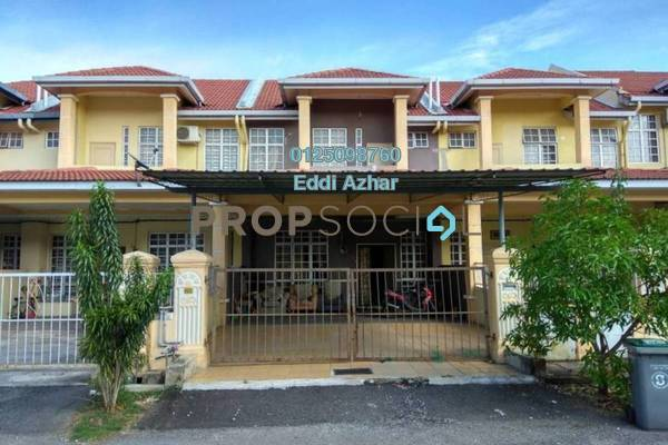 For Sale Terrace at Acacia Park, Rawang Freehold Unfurnished 4R/3B 430k