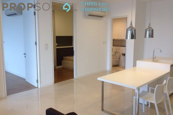 For Rent Condominium at Platinum Suites, KLCC Freehold Fully Furnished 2R/1B 3.8k