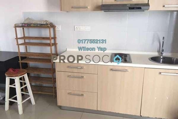 For Rent Condominium at DPulze, Cyberjaya Freehold Semi Furnished 2R/1B 1.5k