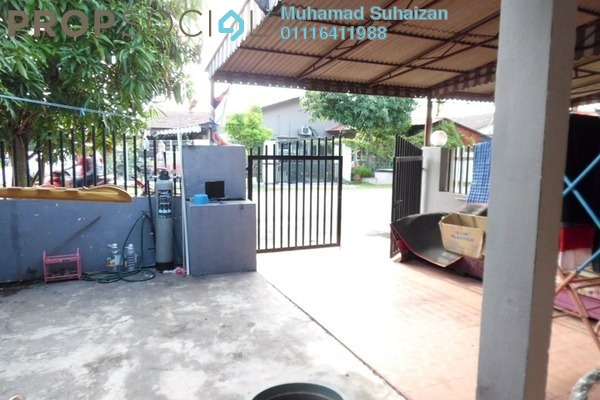 For Sale Terrace at Taman Sentosa, Klang Freehold Semi Furnished 3R/2B 235k