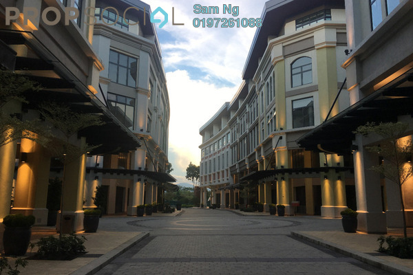 For Sale SoHo/Studio at Plaza Arcadia, Desa ParkCity Freehold Unfurnished 1R/1B 743k