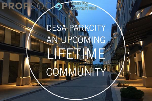 For Sale Shop at Plaza Arcadia, Desa ParkCity Freehold Unfurnished 0R/1B 2.1m