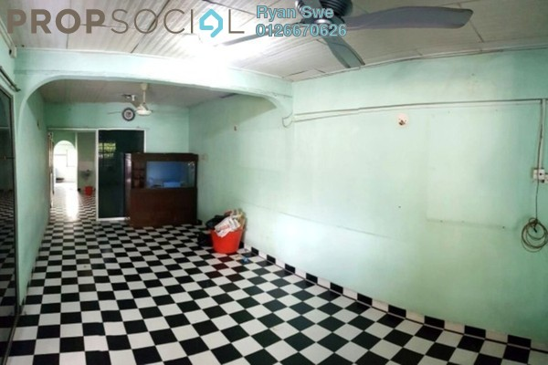 For Sale Terrace at Taman Desa Jaya, Kepong Freehold Semi Furnished 3R/2B 580k