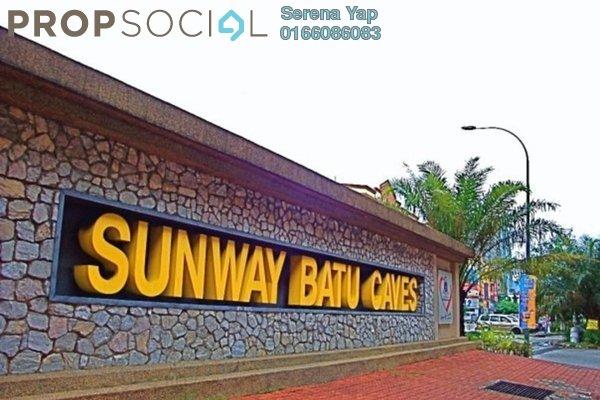 For Sale Apartment at Sunway Batu Caves, Batu Caves Freehold Unfurnished 3R/2B 185k