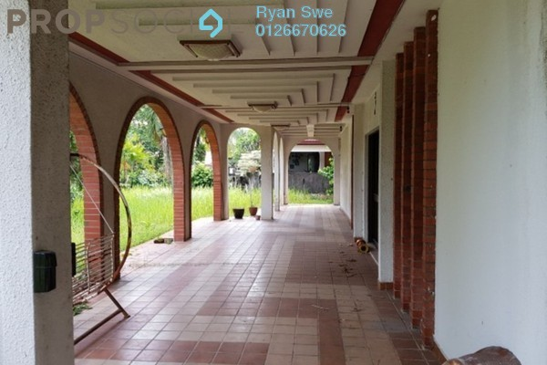 For Sale Bungalow at Taman Tan Yew Lai, Old Klang Road Freehold Semi Furnished 6R/5B 2.6m