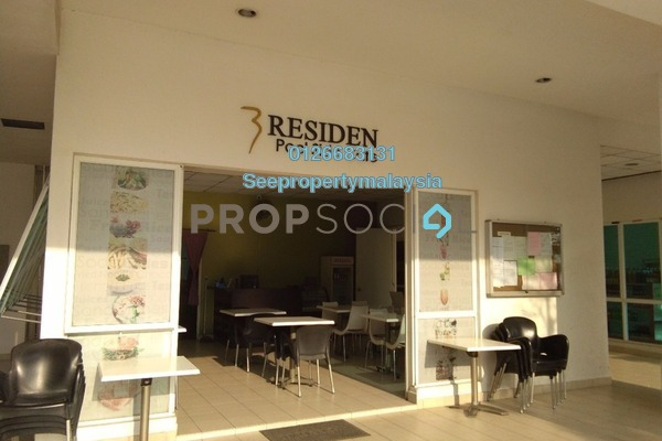 For Sale Condominium at 3 Residen, Melawati Freehold Semi Furnished 3R/2B 620k