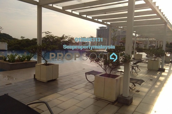For Sale Condominium at 3 Residen, Melawati Freehold Semi Furnished 3R/2B 600k