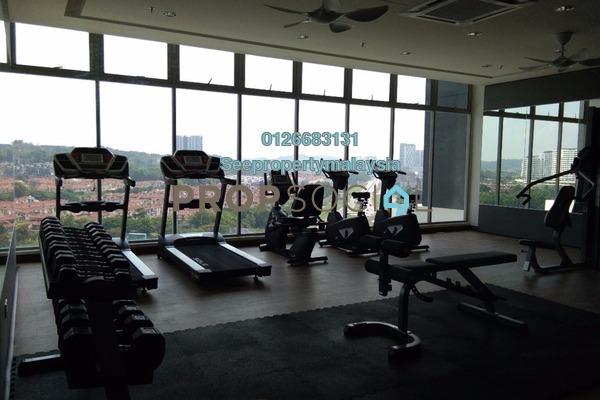 For Sale Condominium at 3Elements, Bandar Putra Permai Freehold Semi Furnished 1R/1B 262k