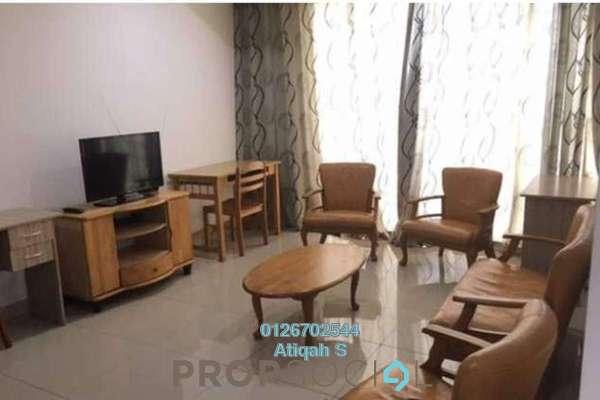 For Rent Condominium at Menara U, Shah Alam Freehold Fully Furnished 2R/1B 2k