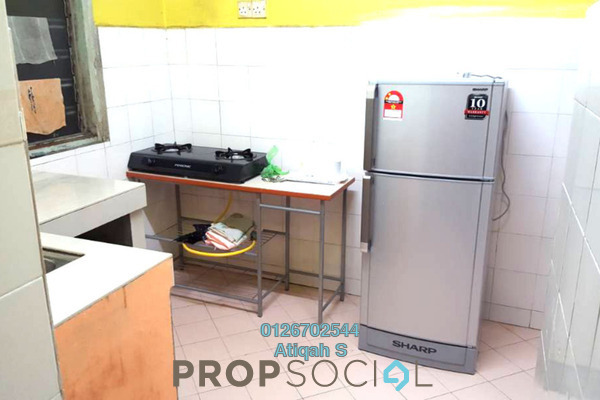 For Rent Apartment at PKNS Seksyen 7 Flat, Shah Alam Freehold Fully Furnished 3R/2B 900translationmissing:en.pricing.unit