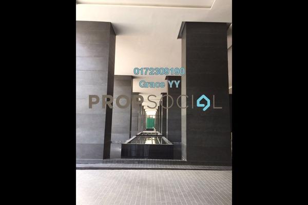 For Sale Office at Menara Bangkok Bank, KLCC Freehold Unfurnished 0R/0B 1.24m