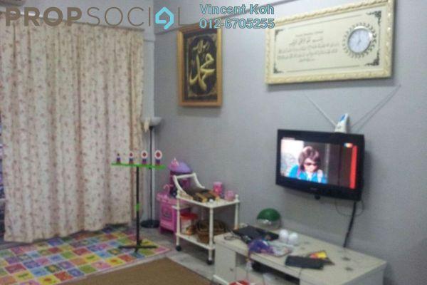 For Rent Terrace at Section 1, Bandar Mahkota Cheras Freehold Unfurnished 4R/3B 1.5k