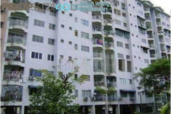 For Sale Apartment at City Heights Apartment, Kajang Freehold Unfurnished 3R/2B 190k