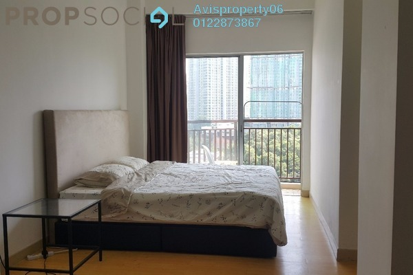 For Rent SoHo/Studio at Dorchester, Sri Hartamas Freehold Fully Furnished 1R/1B 1.3k