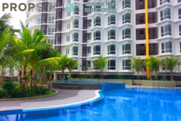 For Rent Condominium at Tiara Mutiara, Old Klang Road Freehold Fully Furnished 3R/2B 1.6k