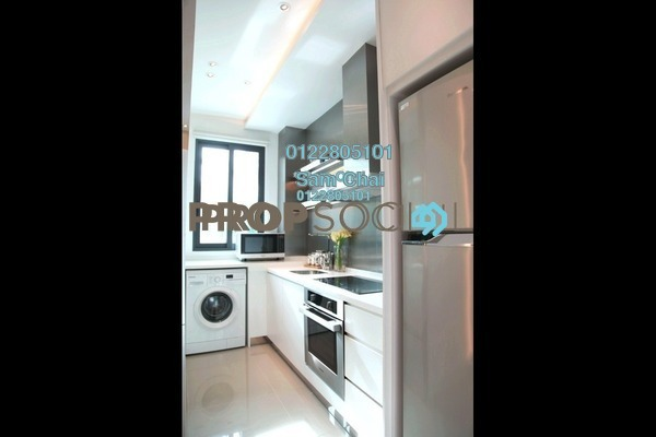 For Sale Serviced Residence at United Point Residence, Segambut Freehold Fully Furnished 2R/2B 501k