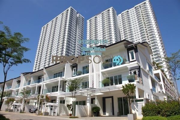 For Sale Condominium at Scenaria, Segambut Freehold Unfurnished 3R/2B 780k