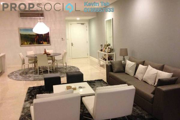 For Sale Condominium at Seni, Mont Kiara Freehold Fully Furnished 3R/4B 1.95m