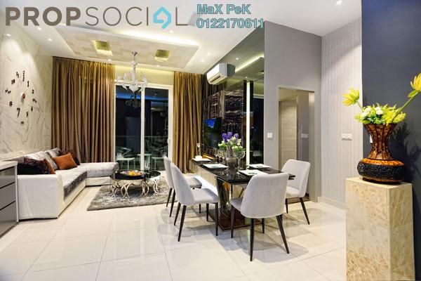 For Sale Condominium at Kiara Plaza, Semenyih Freehold Unfurnished 3R/2B 269k