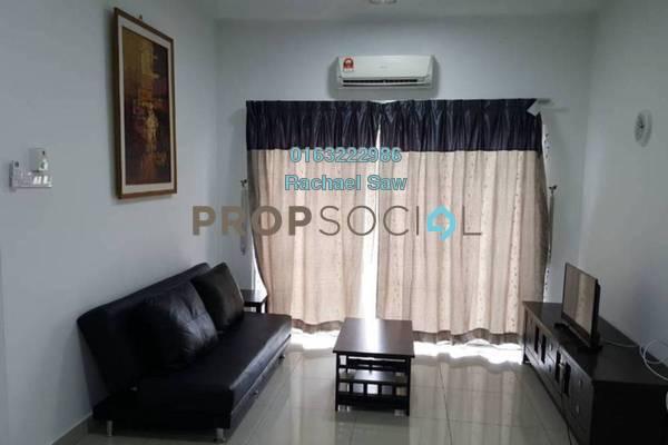 For Rent Condominium at Anyaman Residence, Bandar Tasik Selatan Freehold Fully Furnished 3R/2B 2k