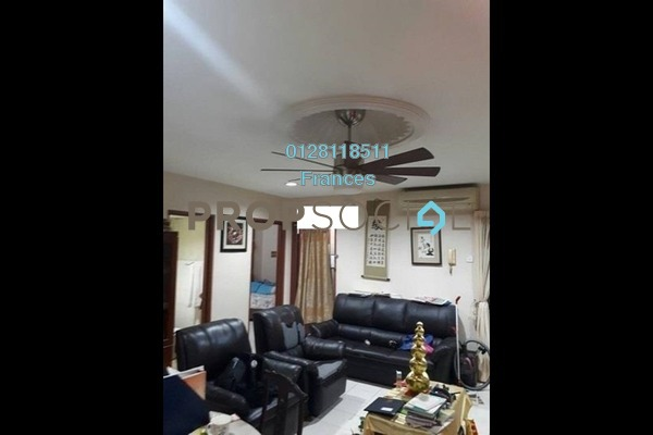 For Sale Apartment at Bayu Puteri, Tropicana Freehold Semi Furnished 3R/2B 490k