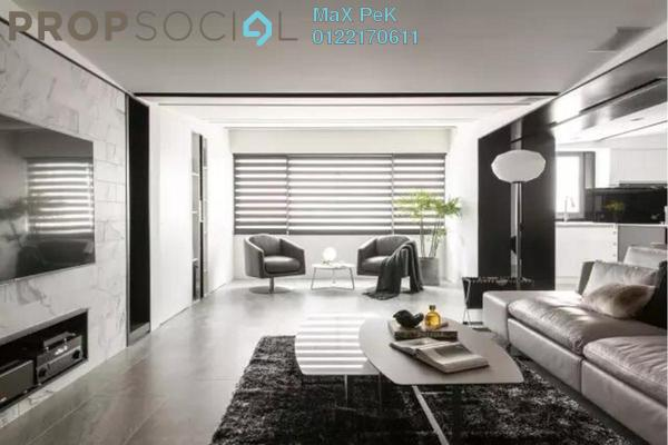 For Sale Condominium at Rica Residence, Sentul Freehold Unfurnished 2R/2B 600k
