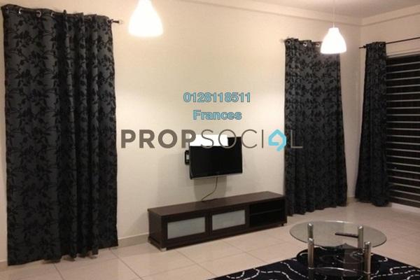 For Sale Condominium at Zenith Residences, Kelana Jaya Freehold Fully Furnished 3R/2B 630k