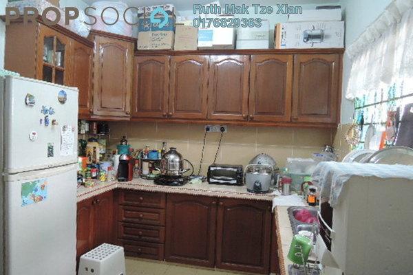 For Sale Terrace at BK4, Bandar Kinrara Freehold Semi Furnished 4R/3B 900k