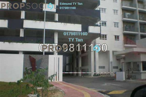 For Sale Condominium at Suria Jelatek Residence, Ampang Hilir Freehold Semi Furnished 3R/2B 650k