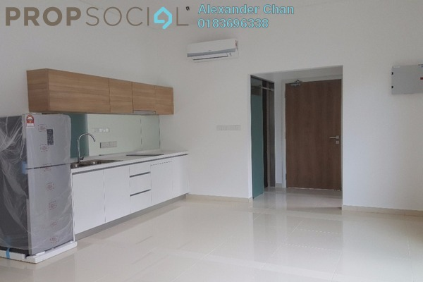 For Rent SoHo/Studio at Plaza Arcadia, Desa ParkCity Freehold Semi Furnished 0R/2B 1.5k