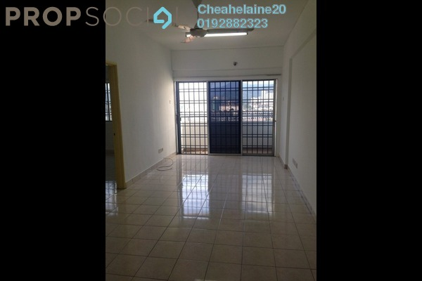 For Rent Apartment at Sri Gotong Apartment, Selayang Freehold Unfurnished 3R/2B 1k