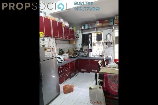 For Sale Terrace at Taman Sri Segambut, Segambut Freehold Semi Furnished 3R/2B 590k