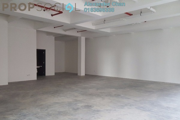 For Rent Office at Plaza Arcadia, Desa ParkCity Freehold Unfurnished 0R/1B 4.8k