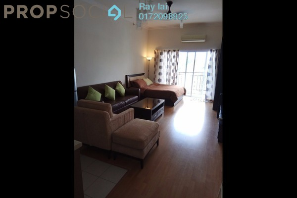 For Rent Condominium at Waldorf Tower, Sri Hartamas Freehold Fully Furnished 0R/0B 1.9k