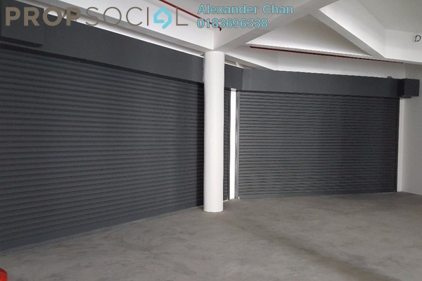 For Rent Shop at Plaza Arcadia, Desa ParkCity Freehold Unfurnished 0R/1B 6.2k