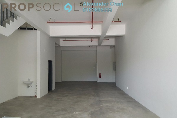 For Rent Shop at Plaza Arcadia, Desa ParkCity Freehold Unfurnished 0R/2B 15k