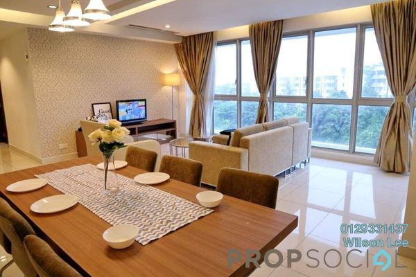 For Sale Condominium at Regalia, Putra Freehold Fully Furnished 3R/2B 830k