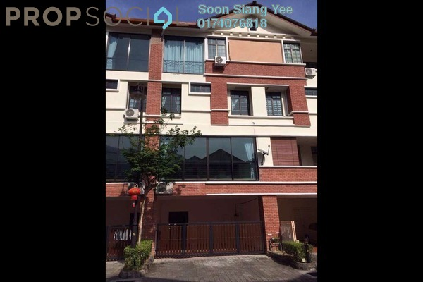 For Sale Terrace at Sri Bendera, Air Itam Freehold Fully Furnished 5R/5B 1.68m