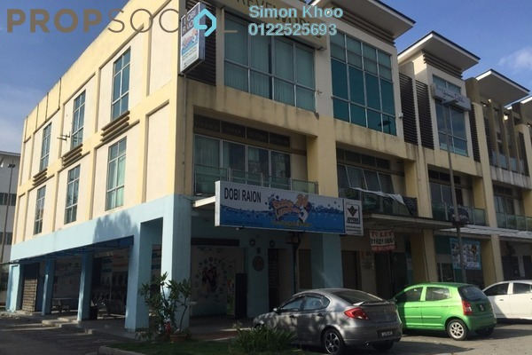 For Sale Shop at Petaling Jaya Commercial City, PJ South Freehold Unfurnished 0R/0B 1.8m