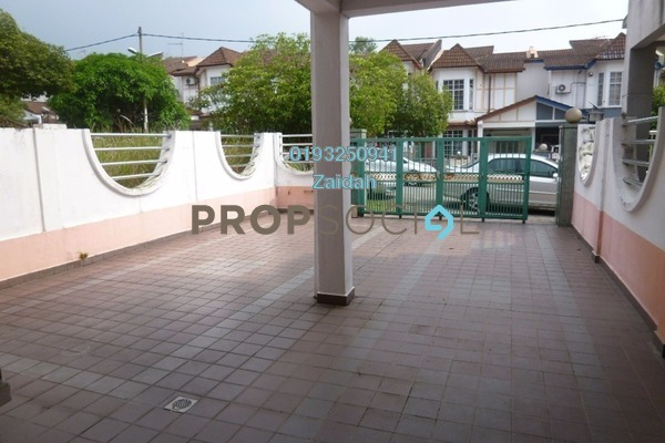 For Sale Terrace at BRP 1, Bukit Rahman Putra Freehold Unfurnished 4R/3B 710k