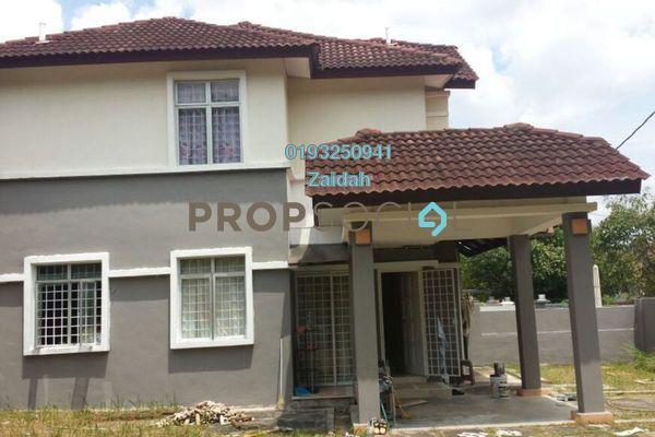 For Sale Semi-Detached at Bandar Puncak Alam, Kuala Selangor Freehold Fully Furnished 4R/4B 520k