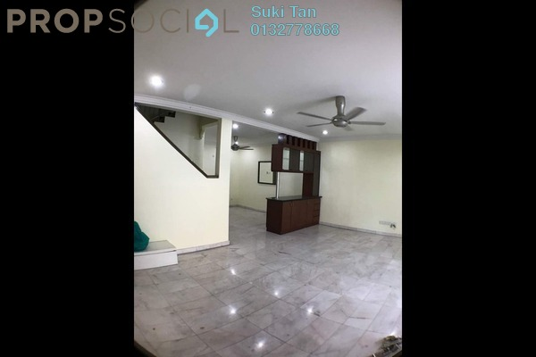 For Sale Terrace at Fadason Park, Jinjang Freehold Semi Furnished 4R/3B 999k