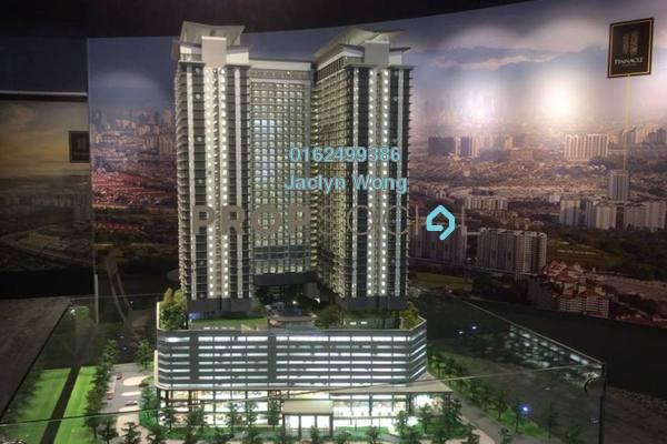 For Sale Condominium at Pinnacle, Sri Petaling Leasehold Unfurnished 3R/2B 435k