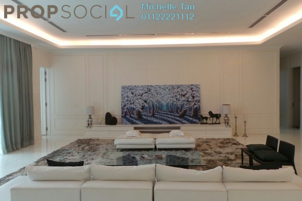 For Sale Condominium at Marc Service Residence, KLCC Freehold Fully Furnished 4R/5B 11.4m