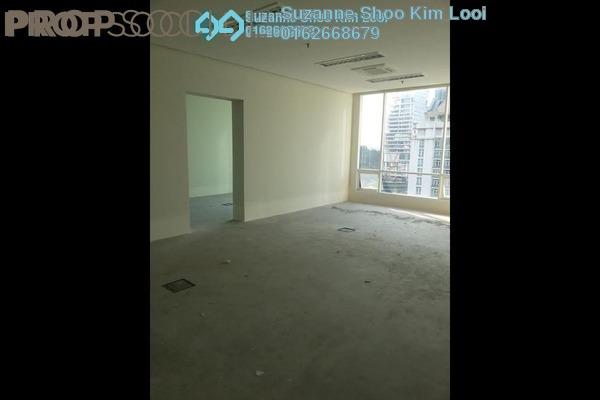 For Sale Office at Soho Suites, KLCC Freehold Unfurnished 0R/0B 550k