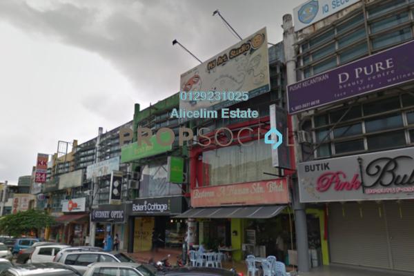 For Rent Shop at USJ 10, UEP Subang Jaya Freehold Unfurnished 0R/2B 9.8k