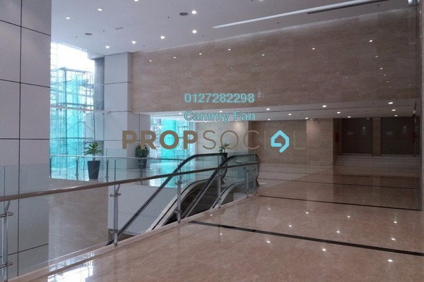 For Rent Office at Q Sentral, KL Sentral Freehold Unfurnished 0R/0B 6.5k