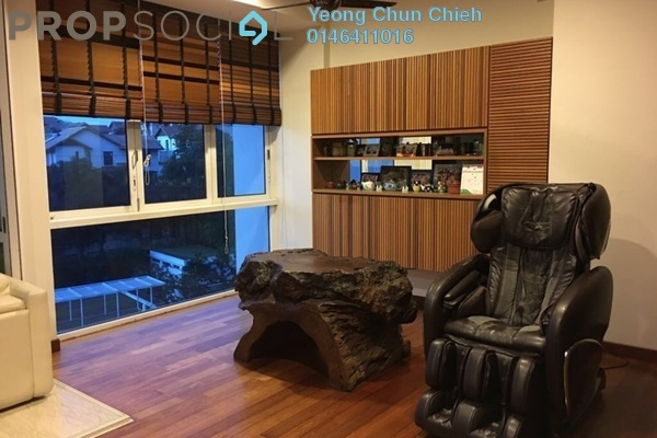 For Rent Condominium at Sunway Vivaldi, Mont Kiara Freehold Fully Furnished 5R/6B 12k